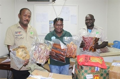 Biosecurity officers intercept, confiscate concealed goods